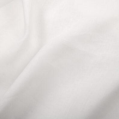 Lniana tkanina lekko żółtawa, szeroka