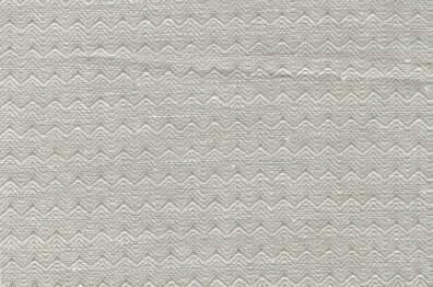 Jasnoszara tkanina falisty wzór.