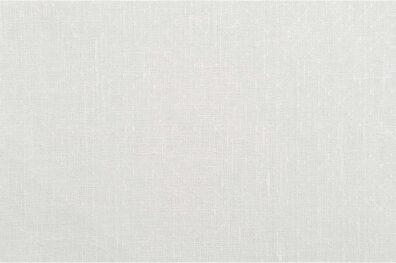 Mlecznobiała w romby tkanina lniana
