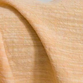 Szerokie prane tkaniny lniano - bawełniane