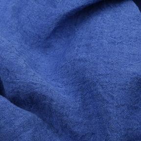 Szerokie prane tkaniny lniane