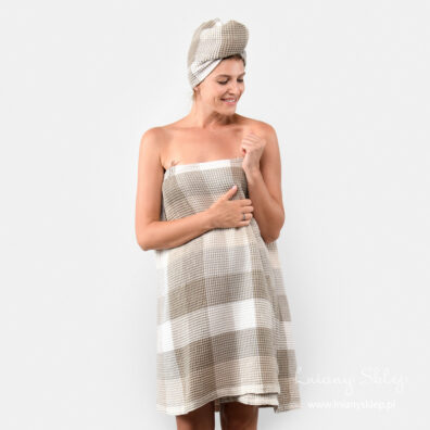 BINGO ręcznik do sauny.